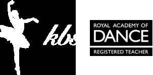 The Kensington Ballet School Retina Logo